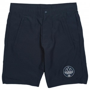 Adidas Men Intack Shorts (navy / night navy)