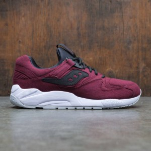 Saucony Men Grid 9000 HT (burgundy / maroon)