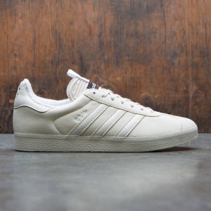Adidas Consortium x United Arrows And Sons x Slam Jam Men Gazelle Sneaker Exchange (burgundy / footwear white / chalk white)