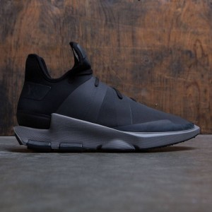 Adidas Y-3 Men Noci Low (black / core black / silver)