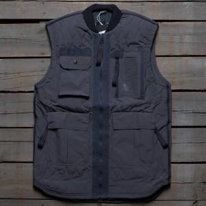 Adidas Consortium Day One Men Utility Vest (gray / solid grey)