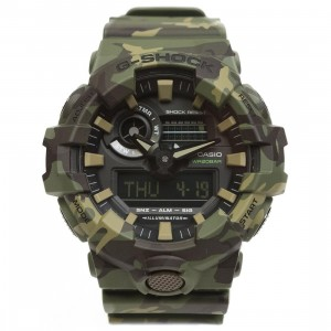 G-Shock Watches GA700CM-3 (green / camo)