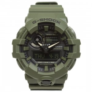 G-Shock Watches GA-700UC-3A (green)