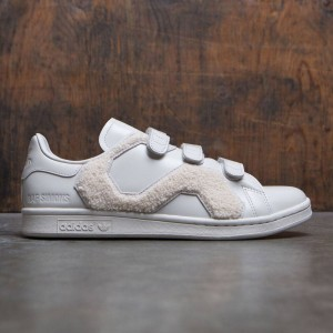 14272e8ccae Adidas x Raf Simons Men Stan Smith Comfort Badge (white   talc)