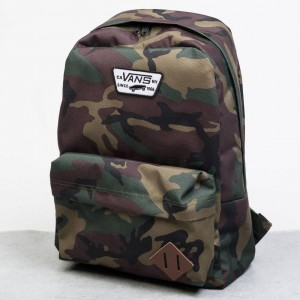 Vans Old Skool II Backpack (camo)