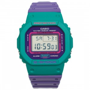 G-Shock Watches DW5600TB-6 (green / purple)