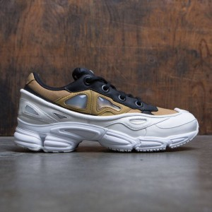 Adidas x Raf Simons Men Ozweego III (white / optic white / khaki / core black)
