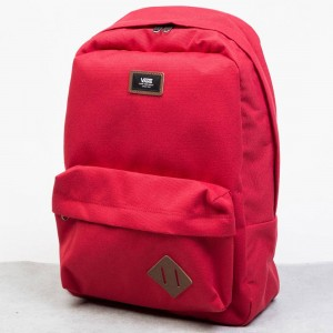 Vans Old Skool II Backpack (red / chilli pepper)