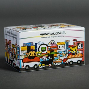 Tokidoki Sushi Cars Figure - 1 Blind Box