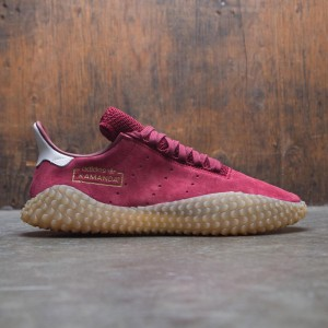 Adidas Men Kamanda (burgundy / collegiate burgundy / gum)