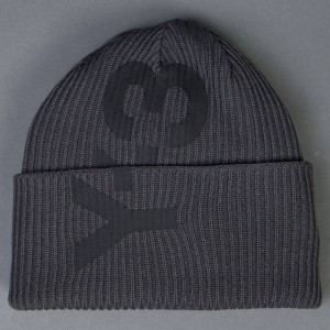 Adidas Y-3 Grey Beanie (gray / solid grey)