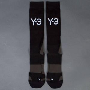 Adidas Y-3 Men TR Socks (olive / black olive)