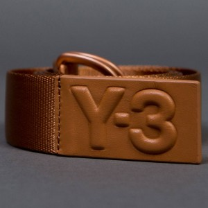 Adidas Y-3 Yohji C Belt (brown / copper)