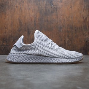 Adidas Men Deerupt Runner (gray / solid grey / gum)