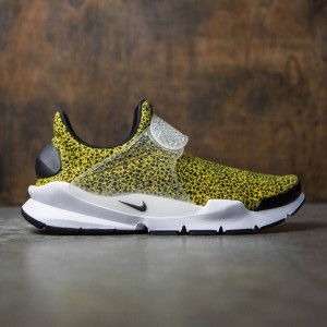 Nike Men Sock Dart Qs Safari Pack (yellow / university gold / black-white)