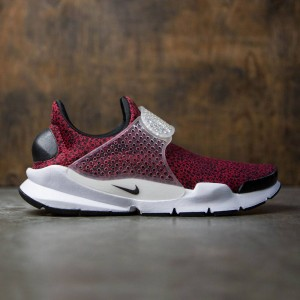 Nike Men Sock Dart Qs Safari Pack (red / gym red / black-white)