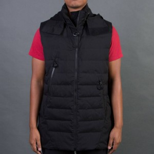 Adidas Y-3 Men Mat Down Vest (black)