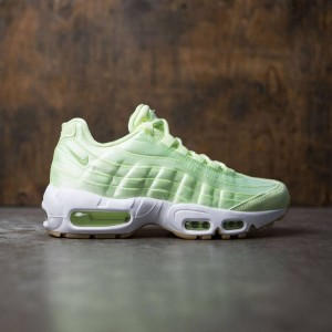 Nike Women Wmns Air Max 95 Wqs (green / lt liquid lime-white)