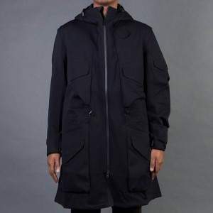 Adidas Y-3 Men Lux Future Sport Parka Jacket (black)