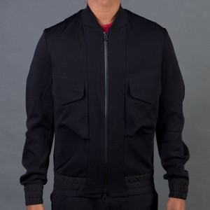 Adidas Y-3 Men Lux Future Sport Bomber Jacket (black)