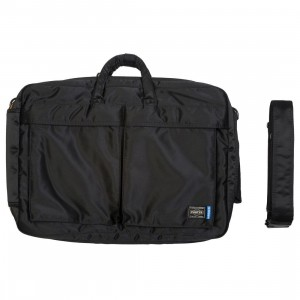 Adidas x Porter 3Way Brief Case (black)