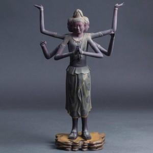 Medicom x Kaiyodo Asura 16 Inch Figure (brown)