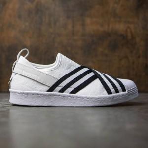 Adidas Men White Mountaineering Superstar Slip-On Primeknit (white / core black / footwear white)