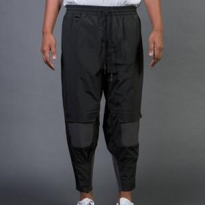 Adidas Y-3 Men Nylon Rib Pants (olive / dark black olive)