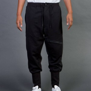 Adidas Y-3 Men 3-Stripes French Terry Pants (black)