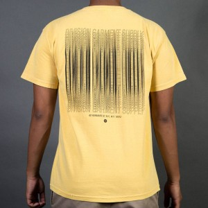 10 Deep Men Repeater Tee (yellow)