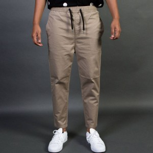 Zanerobe Men Cropshot Chino Pants (beige)