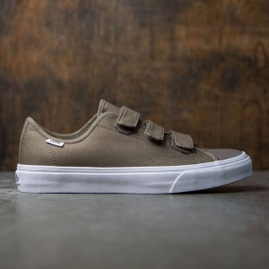Vans Men Prison Issue - Canvas (white / walnut / true white)