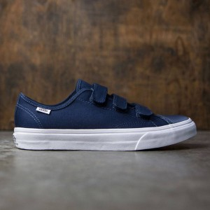 Vans Men Prison Issue - Canvas (blue / dress blues / white)