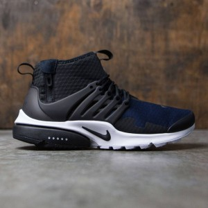 Nike Men Air Presto Mid Sp (black / black-obsidian)