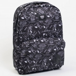 Vans x Snoopy Peanuts Old Skool II Backpack - Snoopy (black)