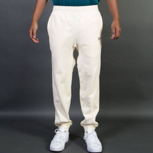 Undefeated Men Undefeated Sweatpants (white / offwhite)