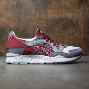 Asics Tiger Men Gel-Lyte V (red / carbon / black)