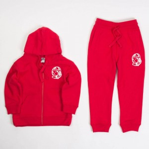 Billionaire Boys Club Youth Xplorer Set (red)