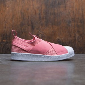 Adidas Women Superstar Slip-On W (pink / tactile rose / footwear white)
