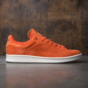 Adidas Men Stan Smith (orange / energy orange / matte gold)