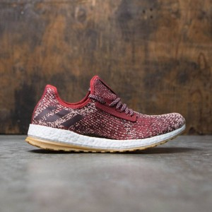 Adidas Women PureBOOST X ATR (red / mystery red / night red / tech rust metallic)