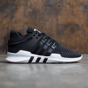 Adidas Men EQT Support ADV Primeknit (black / core black / turbo red)