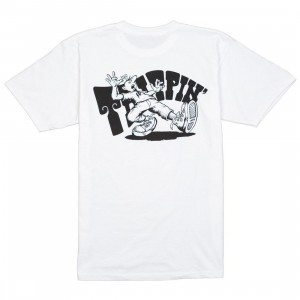 10 Deep Men Woah Tee (white)