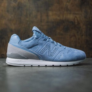 New Balance Men 696 Re-Engineered MRL696DS (blue / sky blue / light grey)