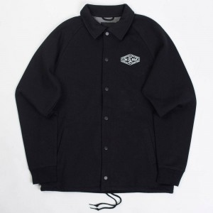 Vans Men Torrey Fleece Jacket (black)