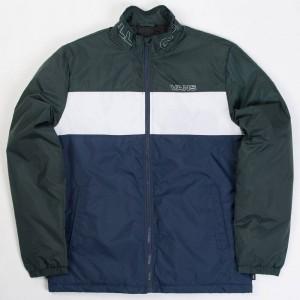 Vans Men Starboard Jacket (blue / dress blues / green)