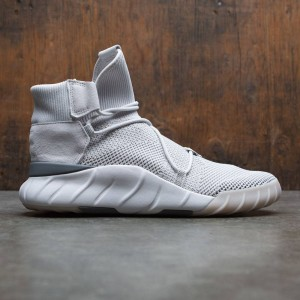 Adidas Men Tubular X 2.0 Primeknit (gray / grey three / crystal white)