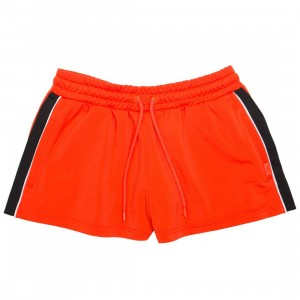 Puma x Fenty By Rihanna Women Side Split Shorts (red / orange tomato)