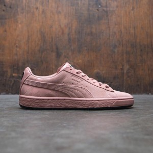 Puma x MAC Women Suede Classic - MAC ONE (pink / muted clay)