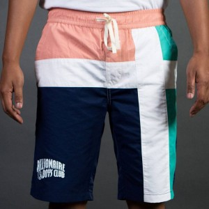 Billionaire Boys Club Men Dock Shorts (blue / midi)